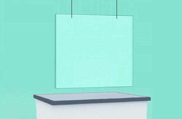 mamparas y pantallas protección covid19