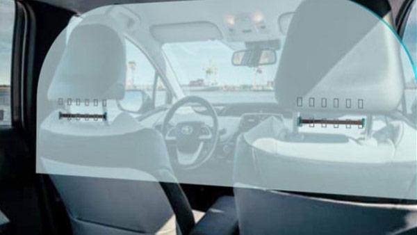 pantallas taxi covid-19